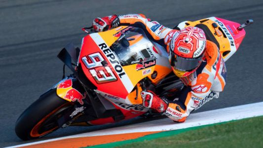 Marquez Continues His Domination Of MotoGP With A Triple Crown