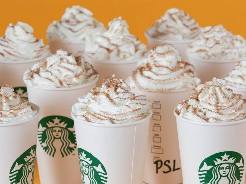 Starbucks confirmed that the Pumpkin Spice Latte will return on August 28 - its earliest launch date in years
