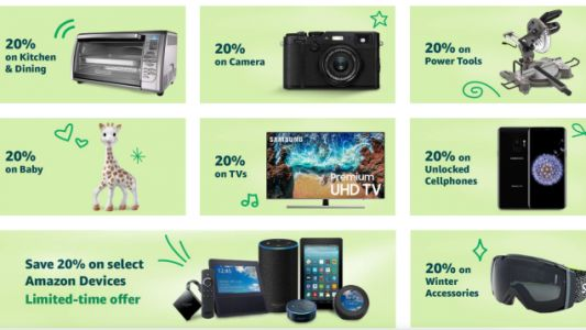 Amazon Warehouse Is Taking an Extra 20% Off Already Marked-Down Used Items