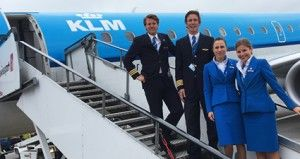 KLM Celebrates 30 Years Of Operation From Bristol Airport