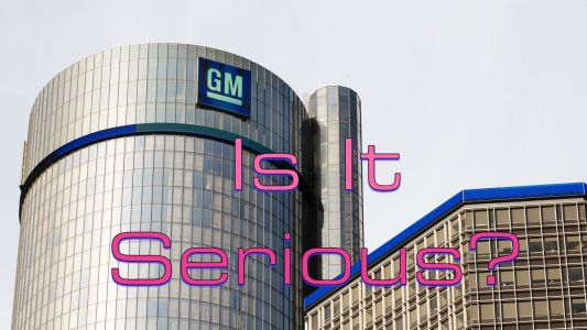 Is General Motors Serious About Electric Cars Or Not?
