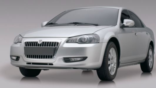 When the Second-Gen Chrysler Sebring Died, Its Tooling Went to Russia Where It Lived on as the Volga Sebir