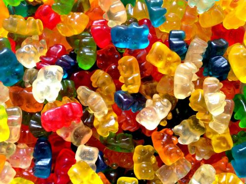A video shows how gummy candy is really made - and it might make you think twice about eating it