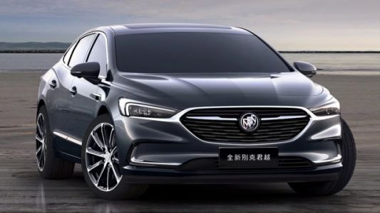 The 2020 Buick LaCrosse Is a Reminder That Buicks Don't Have to Look Bad