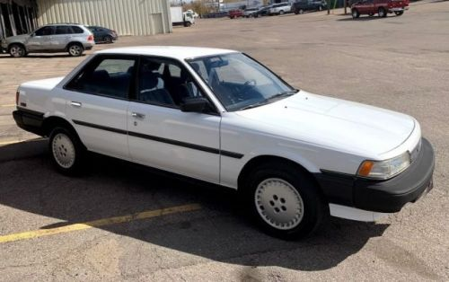 I Don't Know How This 1987 Toyota Camry Only Has 39,000 Miles, but You Should Buy It
