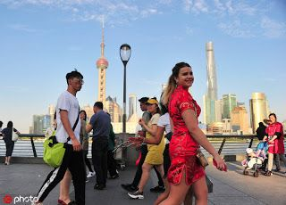 China sees 195m domestic tourist trips during May Day holiday