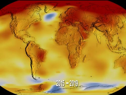 The US saw 14 billion-dollar disasters in 2019 - the world's second-hottest year ever