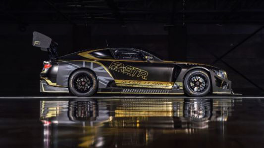 I've Got A Bone To Pick With Bentley's Pikes Peak Race Car