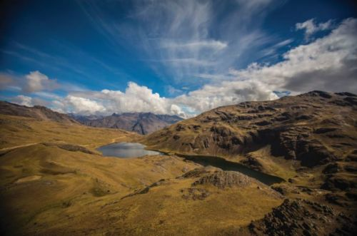 Hiking in the Sacred Valley with Explora