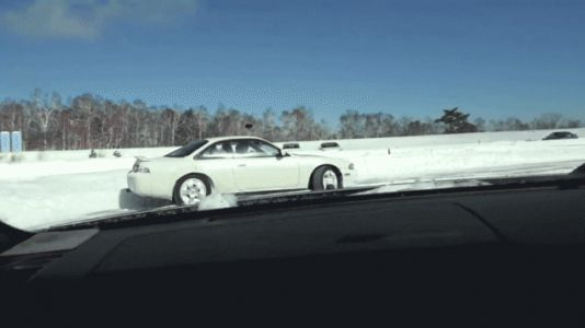 This Old School Drift Legend Still Puts Your Driving to Shame