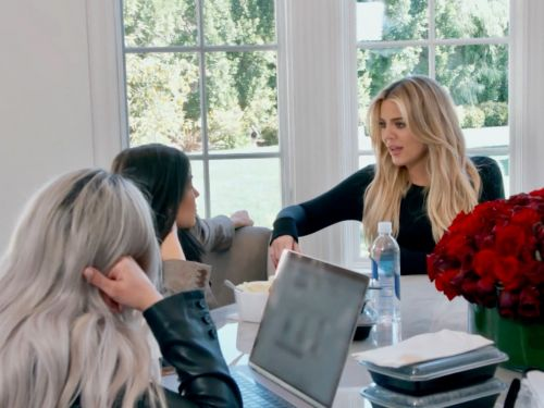 Khloe Kardashian chose Kim to be her daughter's godmother and legal guardian on 'KUWTK' - and Kourtney wasn't pleased