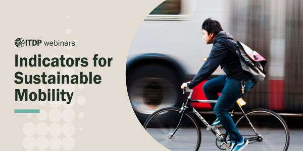 Indicators For Sustainable Mobility