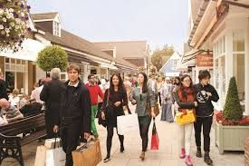 Bicester, Oxfordshire is now the second most popular destination for Chinese travellers to Britain