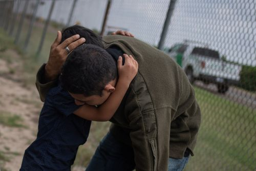 Separating kids from parents at the border mirrors a 'textbook strategy' of domestic abuse, experts say - and causes irreversible, lifelong damage