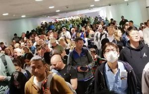 SmartGate immigration technology malfunction lead to massive delays at Australian airports