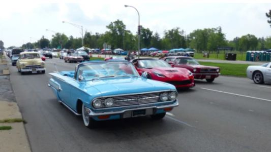 'MAGA Classic Car Cruise' Will Take The Place Of The Woodward Dream Cruise