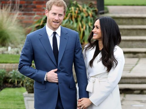 A bar in the UK will fine anyone who talks about Meghan Markle and Prince Harry's wedding on Saturday