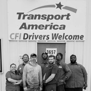 New Repair Center Supports Transport America & CFI Drivers
