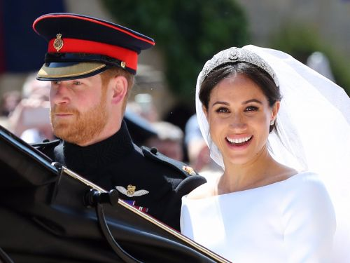 Meghan Markle's makeup artist says the secret to her glowing wedding-day skin has nothing to do with makeup