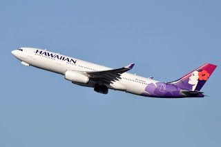 Hawaiian Airlines to suspend service to China in October