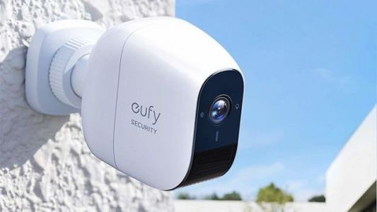 Start Your EufyCam Collection With $80 Off A Single Camera Starter Kit