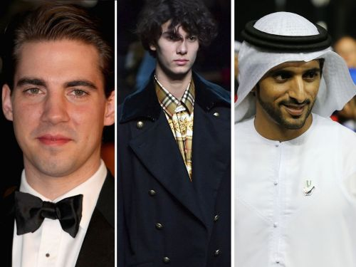 8 single royal princes that are still eligible and up for grabs