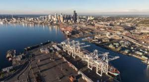 The Port of Seattle reached the one-million passenger mark yet again