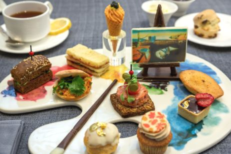 The St. Regis New York Debuts its Salvador Dali-Inspired Afternoon Tea