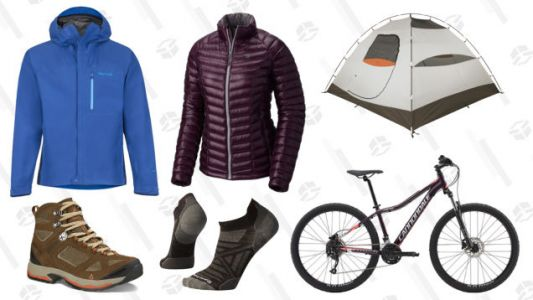 Take $20 Off Orders of $100 or More at REI Outlet