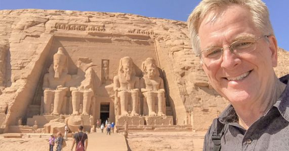 Filming on the Nile: Join Me in Egypt!