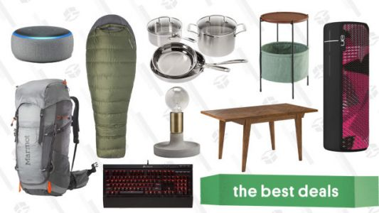 Friday's Best Deals: Marmot Outdoor Gear, Final Fantasy VII: Remake, J. Crew Factory Sale, and More
