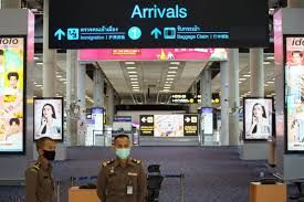 Thailand considers vaccine certificates for incoming international travelers