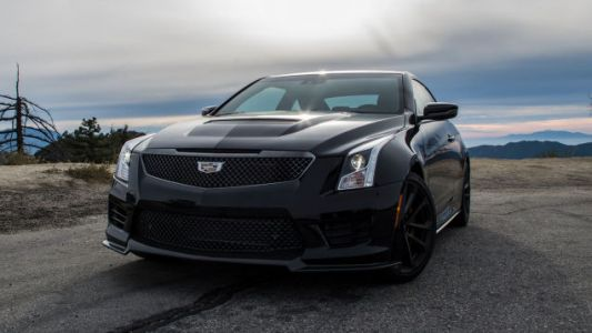 Now's Your Chance To Get An Awesome Deal On A Cadillac ATS-V Before They're Gone