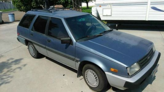 For $700, Could This 1988 Dodge Colt Wagon Be a TLC-Needing MPV?