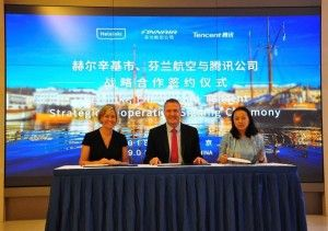 Helsinki At The Forefront Of Creating Future Services For Chinese Visitors