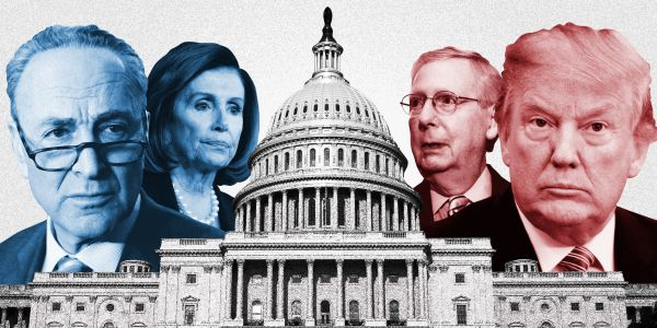 Midterms 2018 LIVE: Democrats take the House, GOP holds the Senate in a wild election night