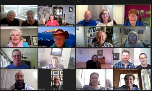 Joint Zoom Meeting of Arizona and New Mexico Members on Sunday, Sept. 27