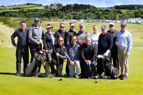 Canadian golf travel professionals to 'putt' Causeway Coast on the map