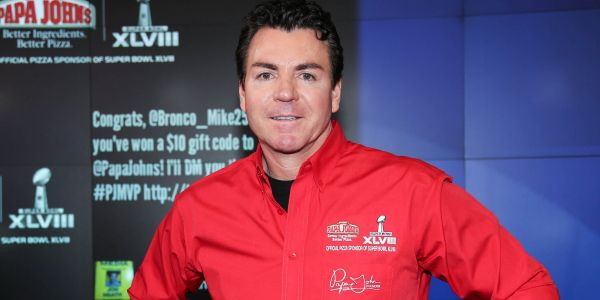 Embattled Papa John's exec John Schnatter resigns as chairman of the board at the pizza chain after admitting to using racial slur on a conference call