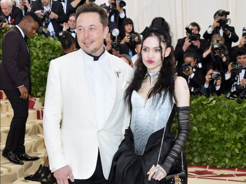 Elon Musk and Grimes stopped following each other on social media - here's a look back on their relationship