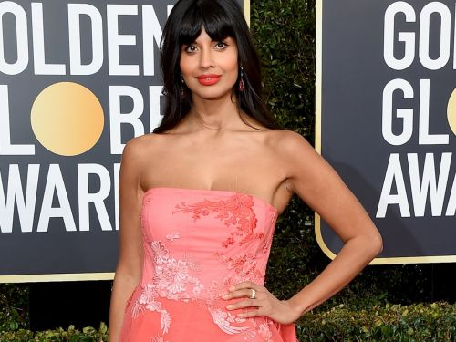 How Jameela Jamil went from a radio hosting career to her role on 'The Good Place' and became the subject of online hate and conspiracies
