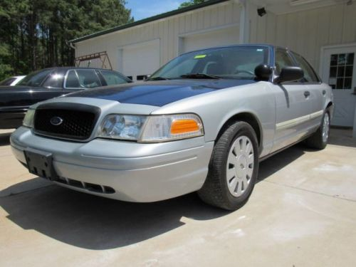 At $3,975, Could This 2011 Ford Crown Vic Interceptor Be Your Blue Light Special?