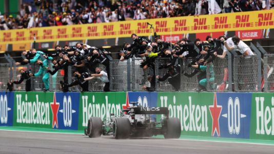Lewis Hamilton Scores The Most Wins In Formula One History At 2020 Portuguese Grand Prix