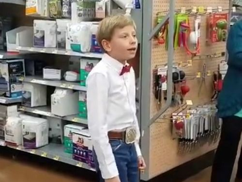 A 96-year-old country song is back on the charts after the Walmart yodeling kid turned it into a viral meme