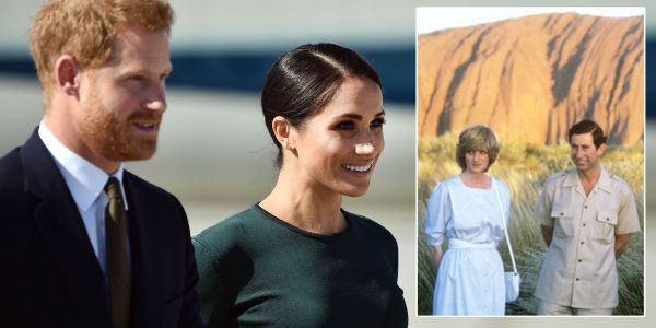 Meghan Markle and Prince Harry have announced their first royal tour - and the destination proves they're following in Princess Diana's footsteps