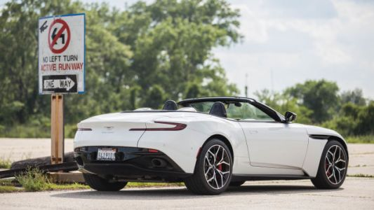 Scroll Through Photos of an Aston DB11 Volante That I Never Posted Until Now