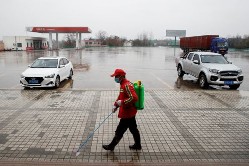 China's economy is expected to slow to worst pace since financial crisis as coronavirus spreads