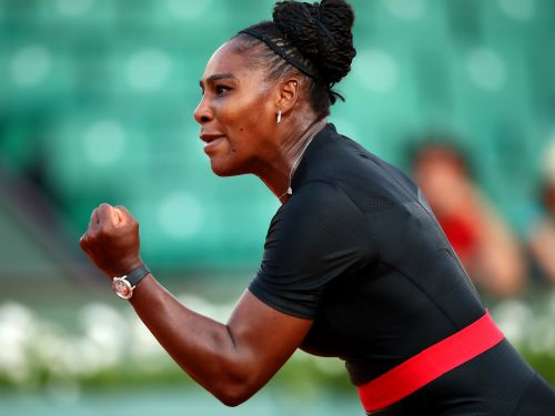 Serena Williams' infamous black catsuit wasn't just about looks - it may have had a health benefit