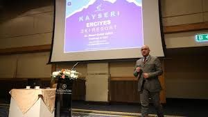 In Thailand, Kayseri Erciyes was introduced to tourism professionals!