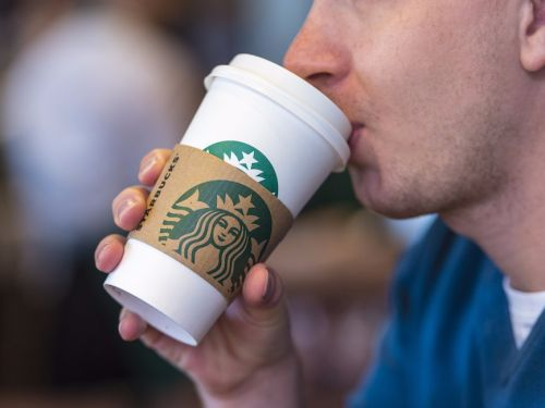 Starbucks is giving away free espresso drinks. Here's how to get one